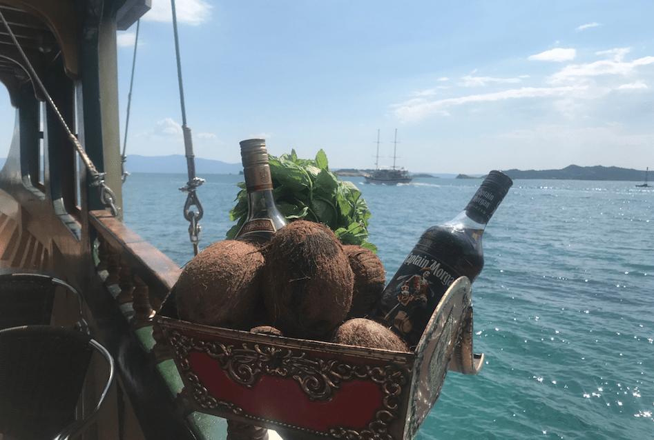 You Should Be Here – Cruise2 Ormos Panagias to Mount Athos
