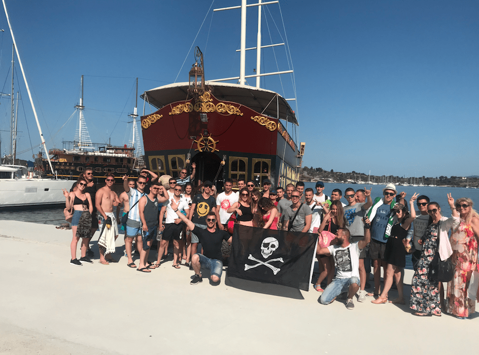 You Should Be Here – Cruise3 Ormos Panagias to Mount Athos & Ammouliani