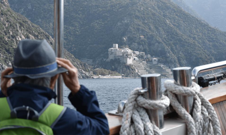 Κρουαζιέρα στο Άγιο Όρος από Ουρανούπολη και Όρμο Παναγίας