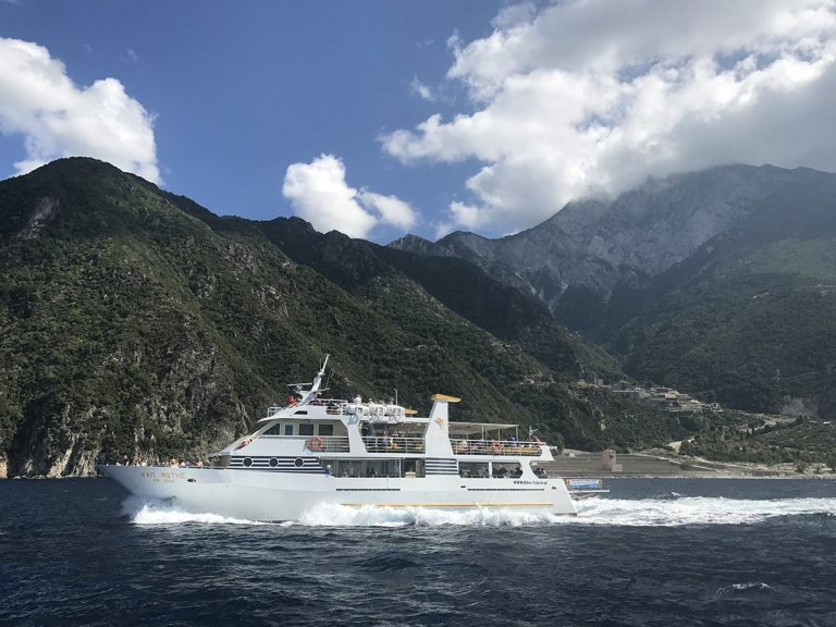 """Covid-19"" Covid-19 control plan by Athos Sea Cruises until 15/6/2020"