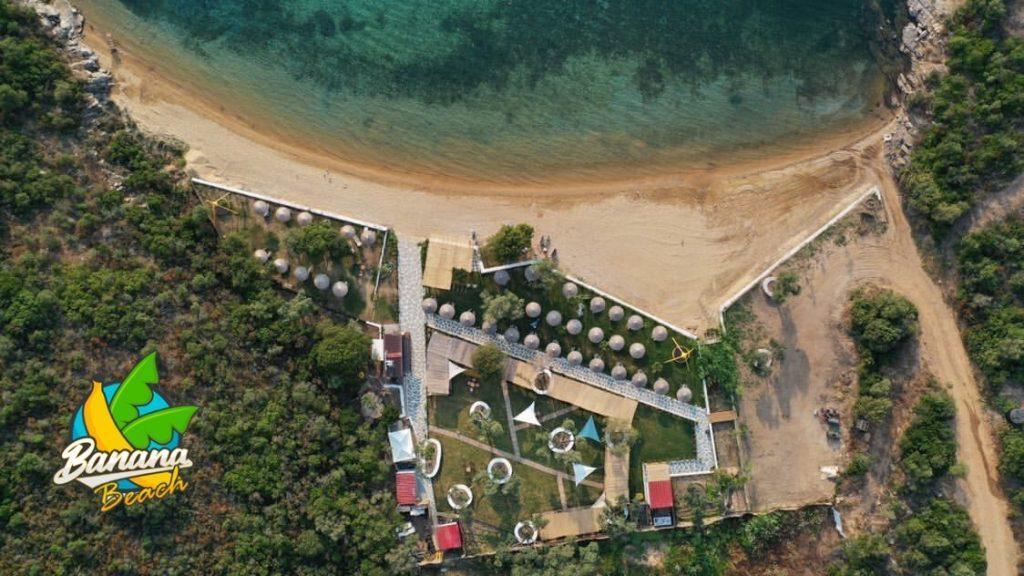Visit Ammouliani island ~ Blue Lagoon excursion (vid)