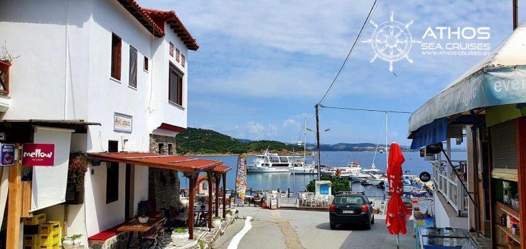 Πρωτοπόροι στην δημιουργία νέων εκδρομών η Athos Sea Cruises