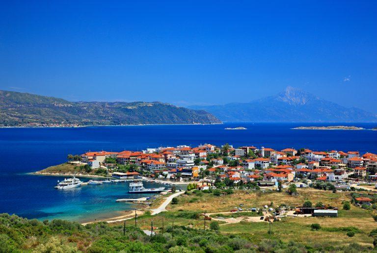 Visit Ammouliani Island: 5 helpful tips