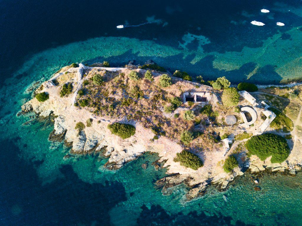 Toroni castle