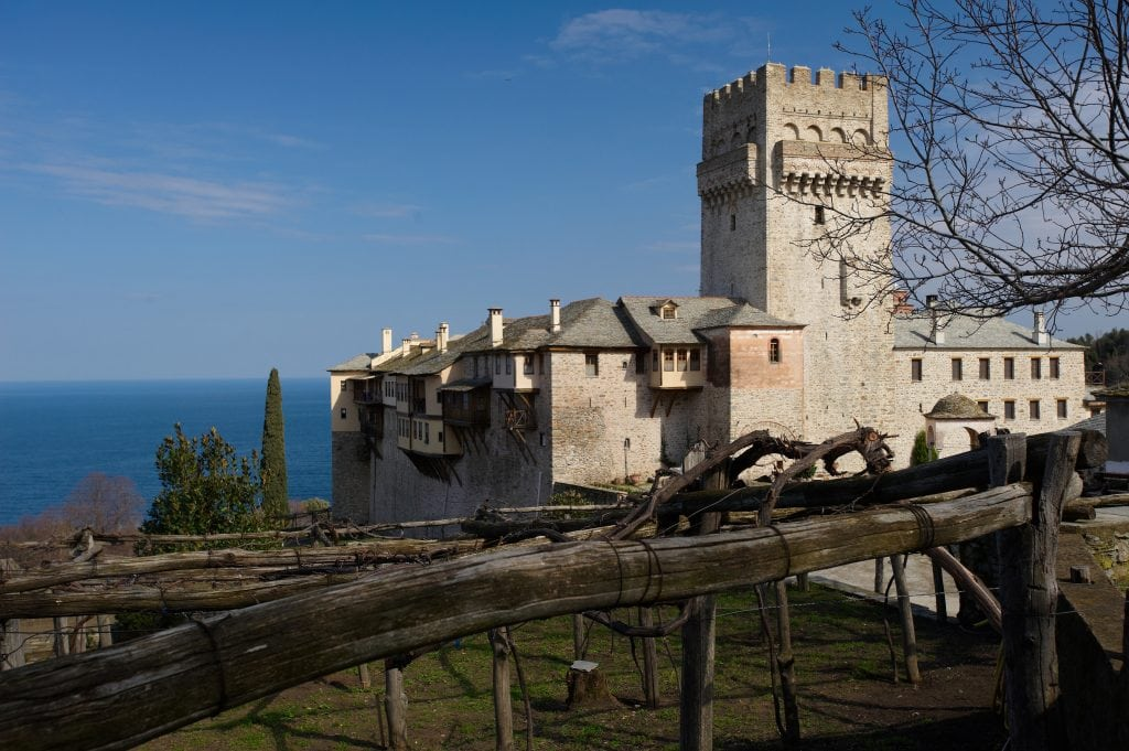 Монастырь Каракалу